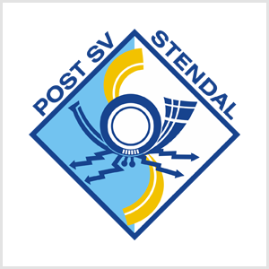 Post SV Stendal Logo